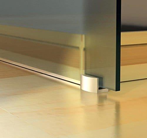 ofertas puertas deslizantes de cristal homcom e7-0002