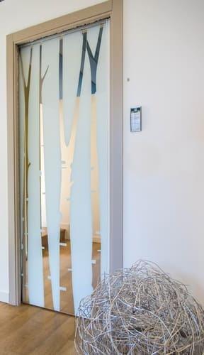 puertas correderas automaticas de cristal