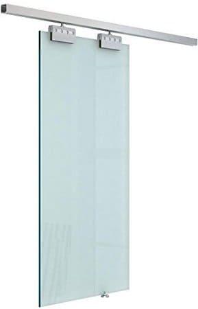correderas de cristal translucido homcom 0015